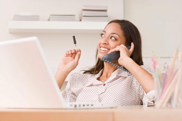 Business Workshop: Overcoming business telephobia