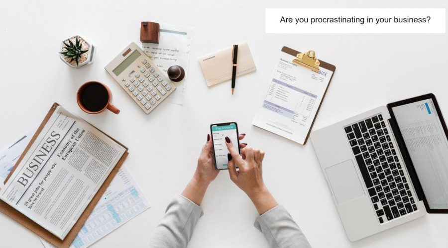 Are you procrastinating? How would you know?