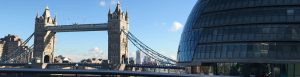 London Bridge illustrating creating partnerships, LAR Consultancy